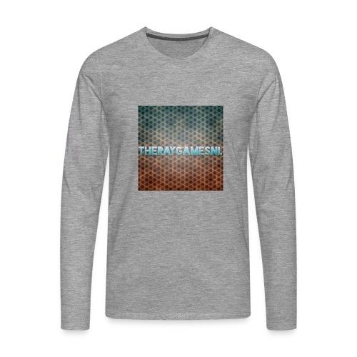 TheRayGames Merch - Men's Premium Longsleeve Shirt