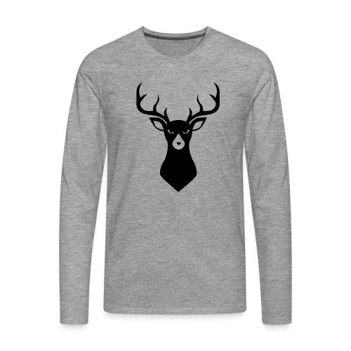 Caribou 9 - T-shirt manches longues Premium Homme