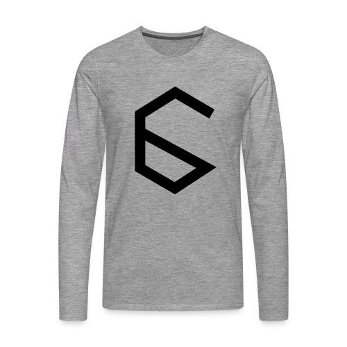 6 - Men's Premium Longsleeve Shirt
