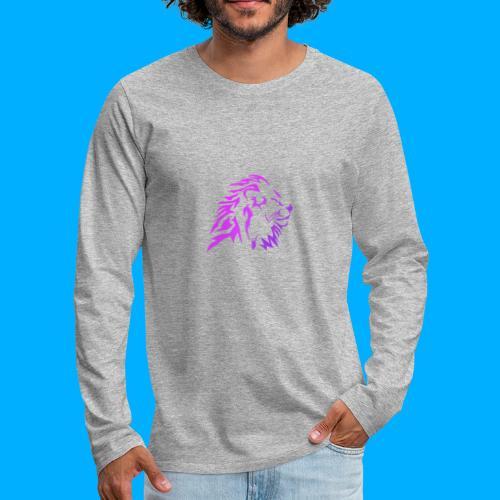 _21st_ Logo - Men's Premium Longsleeve Shirt