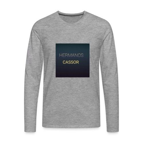unnamed - Camiseta de manga larga premium hombre