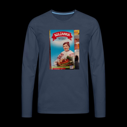 Babushka's fines - Men's Premium Longsleeve Shirt