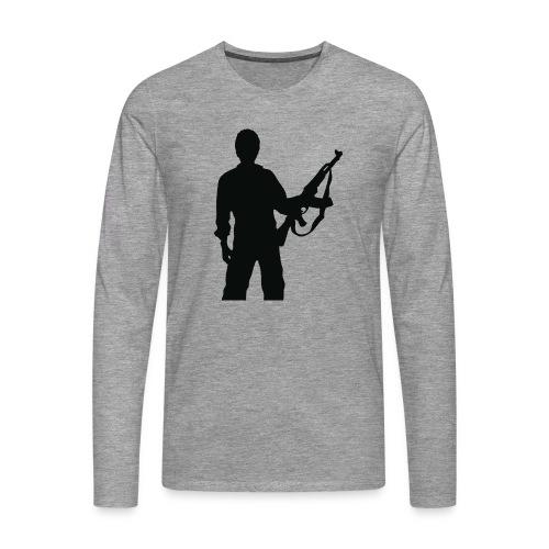 RESISTENZA INTERNAZIUNALE - T-shirt manches longues Premium Homme