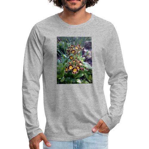 Primel - Männer Premium Langarmshirt