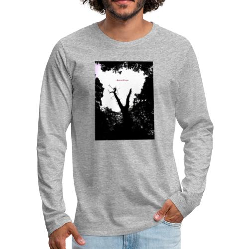 Scarry / Creepy - Men's Premium Longsleeve Shirt