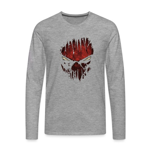 spyder man ( Vio ) - Men's Premium Longsleeve Shirt