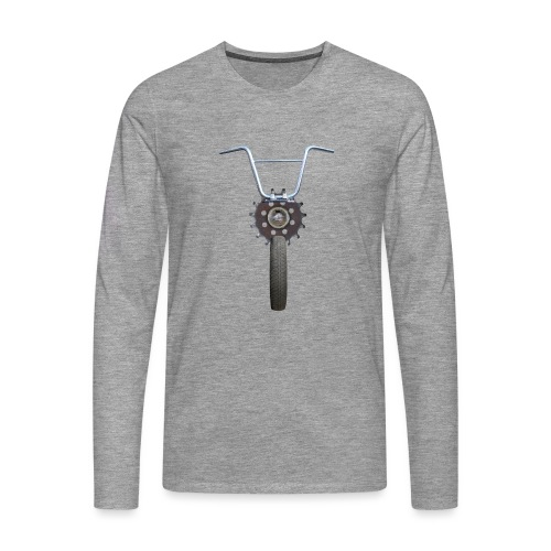 tough ride - Mannen Premium shirt met lange mouwen