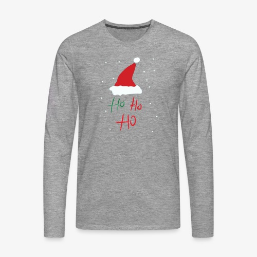hohoho - Men's Premium Longsleeve Shirt