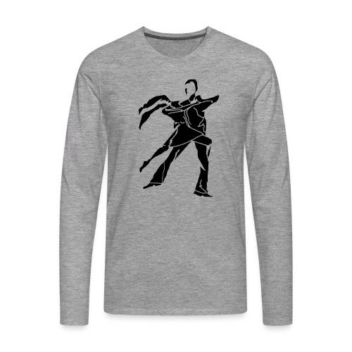 dancesilhouette - Men's Premium Longsleeve Shirt