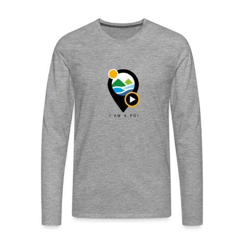 I am a POI - T-shirt manches longues Premium Homme