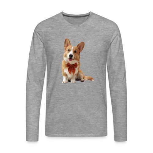 Bowtie Topi - Men's Premium Longsleeve Shirt