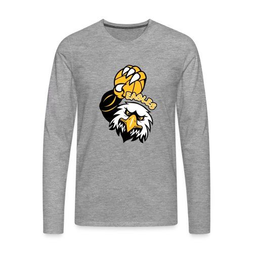 Eagles Basketball - T-shirt manches longues Premium Homme