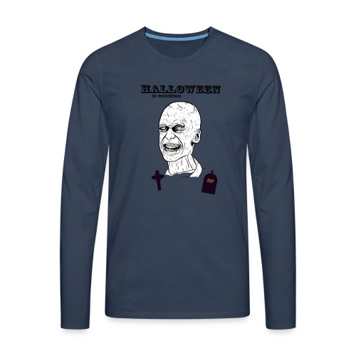 Haloween 2018 - T-shirt manches longues Premium Homme