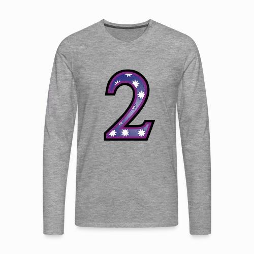 2 fs009 - Men's Premium Longsleeve Shirt