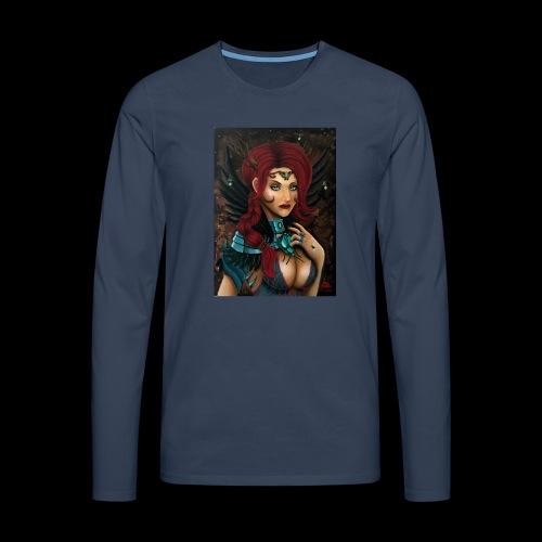 Nymph - Men's Premium Longsleeve Shirt