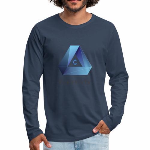 creativfy - Männer Premium Langarmshirt