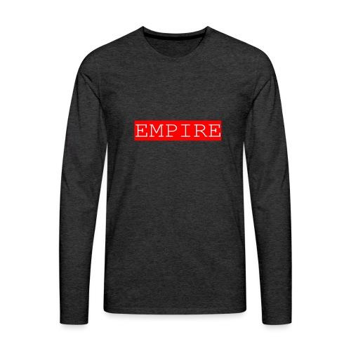 EMPIRE - Maglietta Premium a manica lunga da uomo