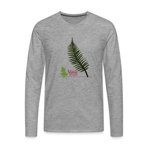 Polyblepharum - Mannen Premium shirt met lange mouwen