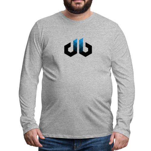 digitalbits Logo - Männer Premium Langarmshirt