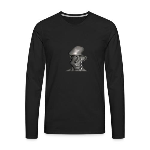 cursor_tears - Men's Premium Longsleeve Shirt