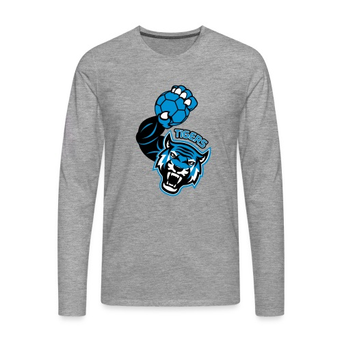 Tigers Hand - T-shirt manches longues Premium Homme