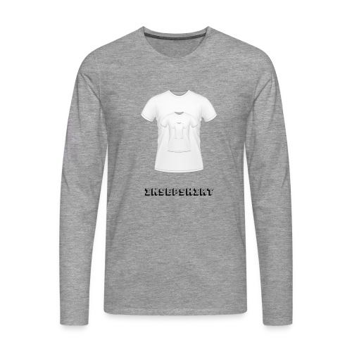 insepshirt - T-shirt manches longues Premium Homme