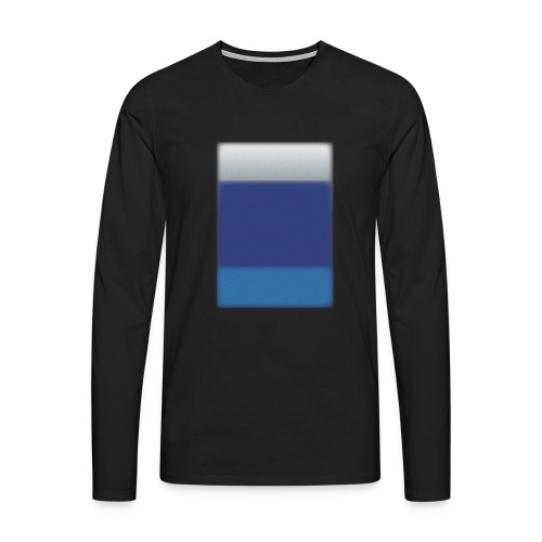 Background @BGgraphic - Herre premium T-shirt med lange ærmer