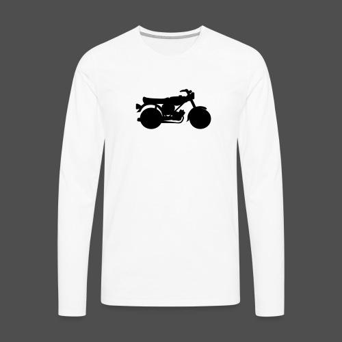 Moped 0MP01 - Men's Premium Longsleeve Shirt
