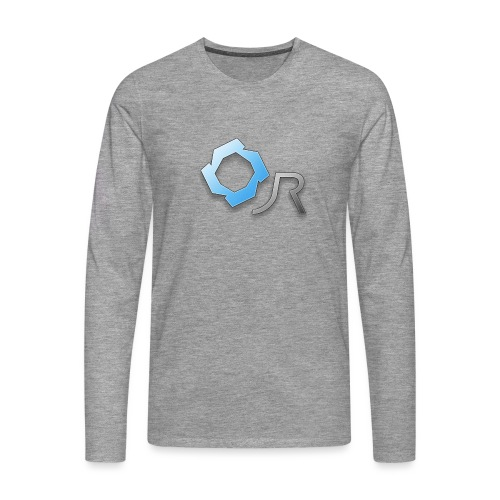 Original JR Logo - Men's Premium Longsleeve Shirt