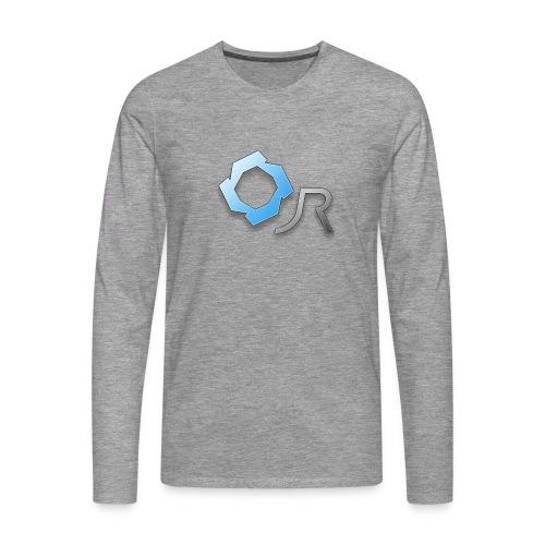 Original JR Logo - Men's Premium Longsleeve Shirt