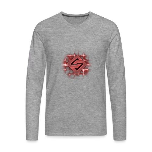 test 00000 - T-shirt manches longues Premium Homme