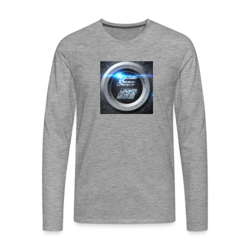 EasyMo0ad - Männer Premium Langarmshirt