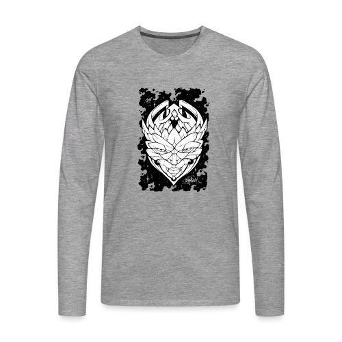 Galactic Stranger - Comics Design - T-shirt manches longues Premium Homme