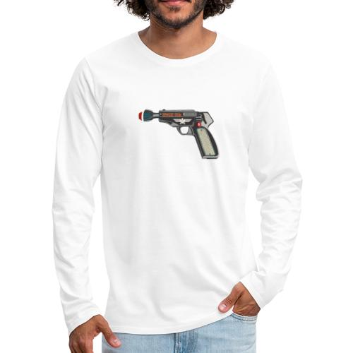 SpaceGun - Men's Premium Longsleeve Shirt