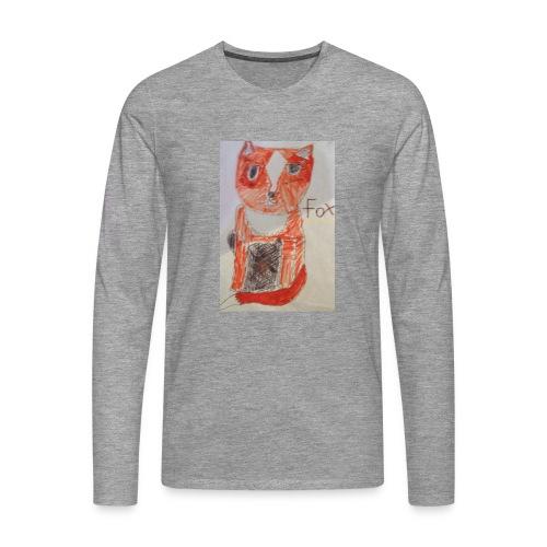 fox - Men's Premium Longsleeve Shirt