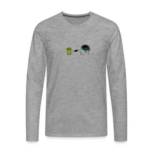lol - Camiseta de manga larga premium hombre