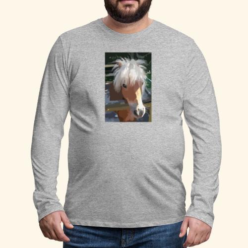 shetland - Männer Premium Langarmshirt