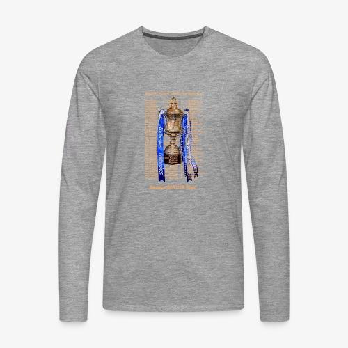 Montrose League Cup Tour - Men's Premium Longsleeve Shirt