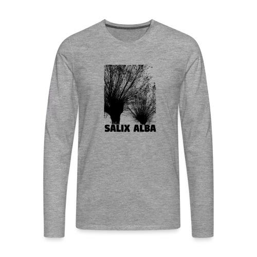 salix albla - Men's Premium Longsleeve Shirt