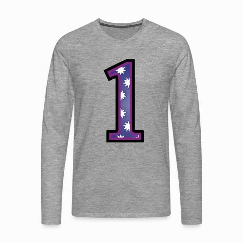 1 fsoo9 - Men's Premium Longsleeve Shirt