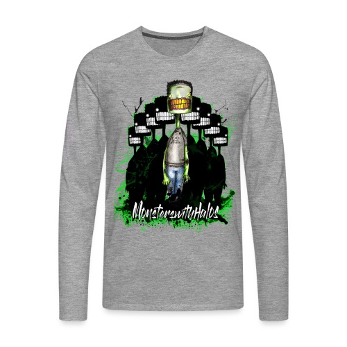 The Dead Have Risen - Men's Premium Longsleeve Shirt