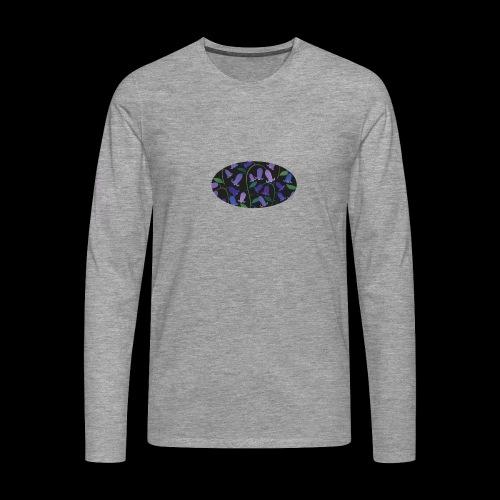 blue bells - T-shirt manches longues Premium Homme
