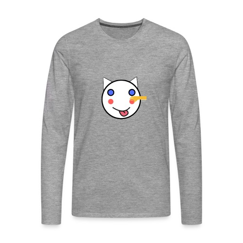 Alf Cat With Friend   Alf Da Cat - Men's Premium Longsleeve Shirt