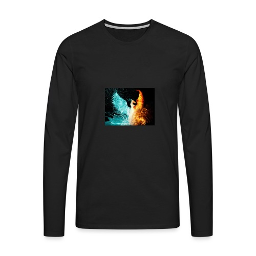 Elemental phoenix - Men's Premium Longsleeve Shirt