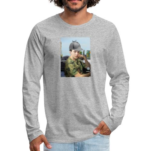 Detektiv Laurin - Männer Premium Langarmshirt