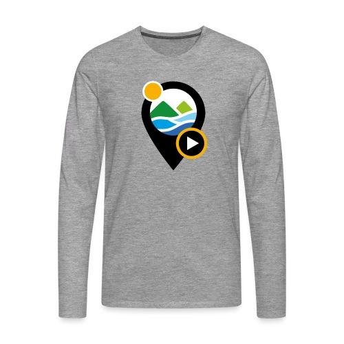 PICTO - T-shirt manches longues Premium Homme
