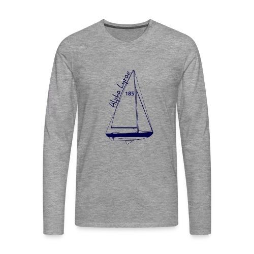 dos - T-shirt manches longues Premium Homme