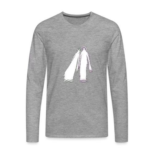 fatal charm - hi logo - Men's Premium Longsleeve Shirt