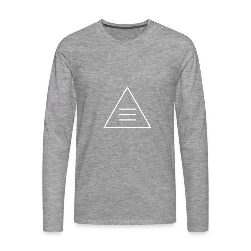 CHALLENGE - Men's Premium Longsleeve Shirt