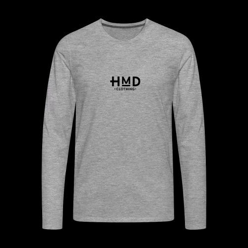 Hmd original logo - Mannen Premium shirt met lange mouwen